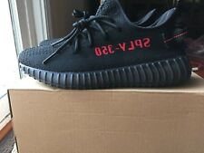 YEEZY BOOST 350 V2 Bred Black Red US SZ 8.5 New with tag and box