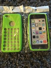Iphone 5C Silicone Cell Phone Case Cover Skin