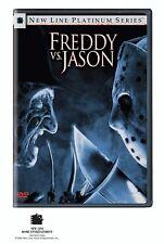 Freddy vs. Jason (Dvd, 2004, 2-Disc Set) New