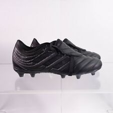 adidas Men's Copa Gloro 20.2 FG Firm Ground Soccer Leather Cleats Black G28630