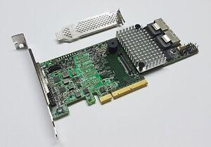 LSI Broadcom Megaraid SAS 9271-8i 1GB SATA SAS RAID Controller 6G Avago PCIe 3.0