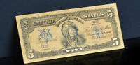 Huge Mixed 17Pc. Banknote lot (Old style& New style) Gold+Silver And More!