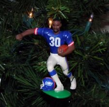 dave MEGGETT new york NY GIANTS football NFL xmas TREE ornament JERSEY holiday