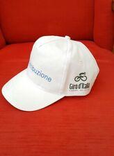 Cap - Hat Logo Giro d'Italia & e-distribuzione  - White - One Size