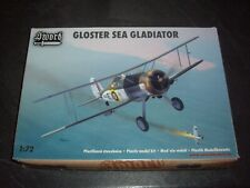 SWORD GLOSTER SEA GLADIATOR  PLASTIC MODEL 1/72