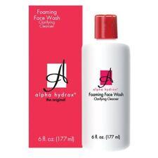 Alpha Hydrox Foaming Face Wash (3) 6oz bottles