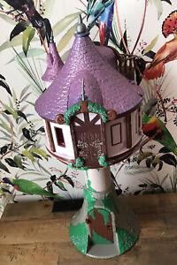 Disney Store Tangled Rapunzel Tower Castle Playset Toy Simba Disney Princess