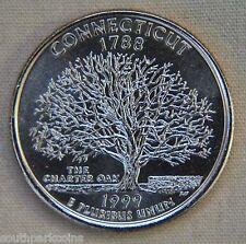 1999-P Uncirculated Connecticut Statehood Quarter - Single