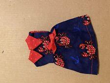 Blythe Doll Crab Top And Dress Handmade