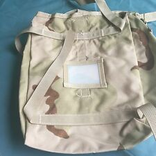 NEW US MILITARY ARMY USAF DCU DESERT COMBAT CAMO POUCH