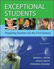 Exceptional Students : Preparing Teachers for the 21st Century by Lydia R....