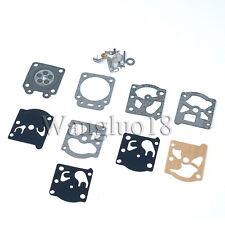 Carburetor Carb Repair Kit for Walbro WT-630-1 Poulan Lawn Edger 21cc