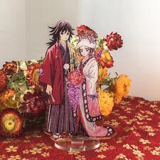 Demon Slayer Kimetsu no Yaiba Kochou Shinobu Tomioka Giyuu Display Stand Acrylic