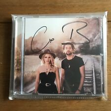 The Shires - My Universe Signed Cd  autographed