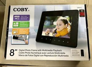 "Coby DP-870 8"" Digital Picture Frame"