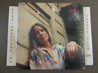 KATE WOLF SAFE AT ANCHOR LP IN SHRINK W/ LYRIC SLEEVE KALEIDOSCOPE F-11