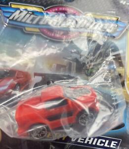 Micro Machines 2020 Mystery Vehicle,Blind Bag Series 1 Red Truck Warlander #0002