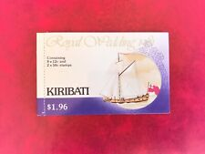 KIRIBATI 1981 BOOKLET PRINCE CHARLES PRINCESS DIANA WEDDING ROYALTY