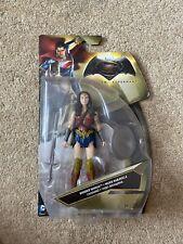 Mattel Wonder Woman Action Figure Batman V Superman