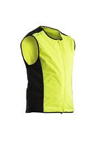 RST Safety textile hi-viz flo gilet motorcycle jacket -