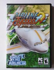"PC DVD-ROM Game ""Airline Tycoon 2-Gold Edition"" Rated E"