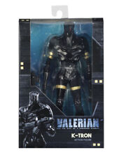 Luke Besson Valerian & the City of a Thousand Planets K-TRON Action Figure NECA