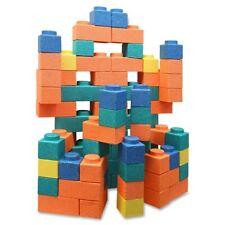 Chenillekraft Gorilla Blocks - 66 Block Set - Skill Learning: Creativity, Logic,
