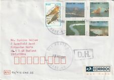 1996 Brazil cover sent from Bage to Harpenden Herts