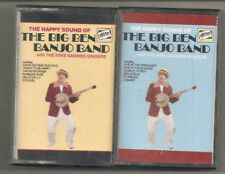 The Happy Sound Of The Big Ben Banjo Band - Double Cassette (tested)