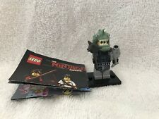 Lego Minifigure The Ninjago Movie Shark Army Angler Loose 71079 Series 20