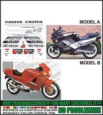 kit adesivi stickers compatibili  freccia c 12 r 1989