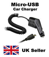 Micro-USB In Car Charger for the Nokia Asha 201