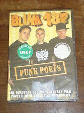 BLINK 182 Punk poets DVD NEUF