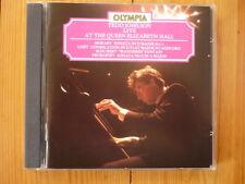 Tedd joselson Live at the Queen Elizabeth Hall Mozart Liszt Schubert Prokofiev
