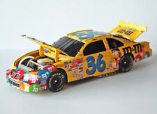 2001 Ken Schrader M&M's #36 Nascar Pontiac Bank (Action) 1:24 Diecast (No Box)