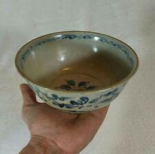 Ancien bol à offrandes céramique Céladon CHINE QING DYNASTY Song Ming China