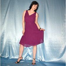 lila TÜLLKLEID* weiches Cocktailkleid* S 38 * Partykleid* Minikleid* Abendkleid