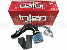 Injen Short Ram Air Intake w/Heat Shield for 17-18 Civic Type-R FK8 (Black)