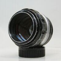 Nikon Nikkor-H 85mm f/1.8 85mm AI Fast Prime Nikon Pre-AI Lens Nikon F (C1434)