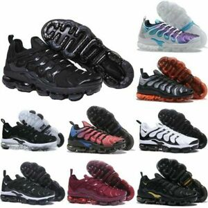 NEW Mens Athletic Running Shoes TN Plus VM In Metallic Trainer Vapor Sneakers