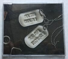 Survival Technique by Martin Okasili (CD single)(WEA:1996) (Very Good)