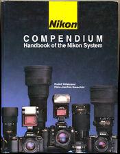 Hillebrand-Hauschild libro Nikon Compendium ed.Hove Books 1993 D521