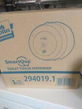Lotus - SmartOne® 294019 White Toilet Tissue Dispenser NEW with key/fixings