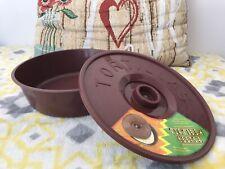 Mexican Style Tortilla Keeper Basket Warmer 8-inch Microwave & Dishwasher Safe