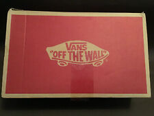 Vans Empty Shoe Box Size 4 With Vans Paper