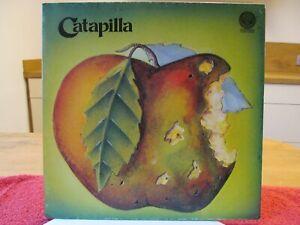 CATAPILLA - SAME--GERMAN 1. PRESS 1971 VERTIGO SWIRL 6360 029 -- DREAM CONDITION
