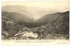 CPA 88 Vosges Environs de Bussang Le Lac des Perches et Oberbrück