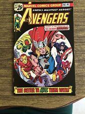 Marvel Comics Group Avengers #146 NM