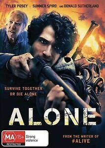 Alone (DVD, 2020) Region 4 - Australia