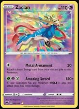 POKEMON TCG SS VIVID VOLTAGE : Zacian 082/185  - AMAZING RARE HOLO MINT